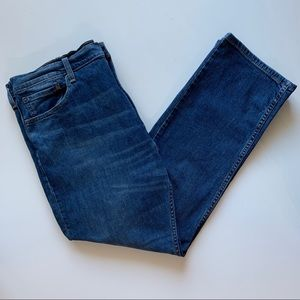 Levi Strauss 505 Regular Fit Denim Jeans 40x30